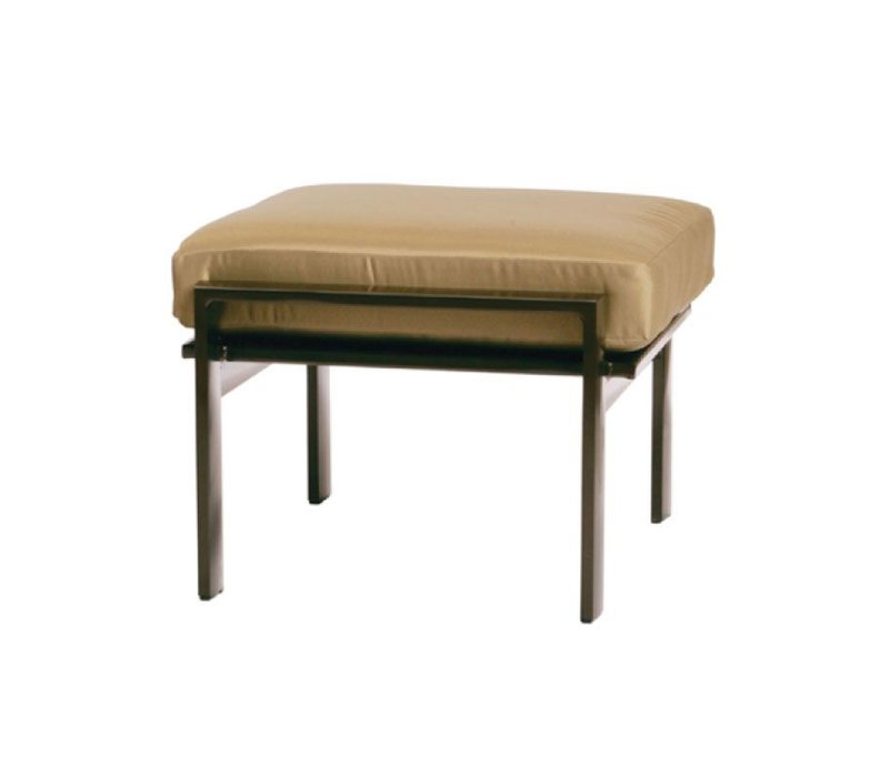 PARKWAY CUSHION OTTOMAN WITH GRADE A FABRIC
