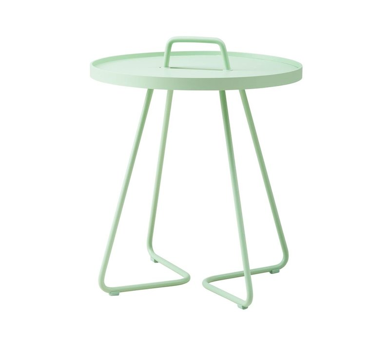 ON-THE-MOVE SIDE TABLE SMALL - MINT