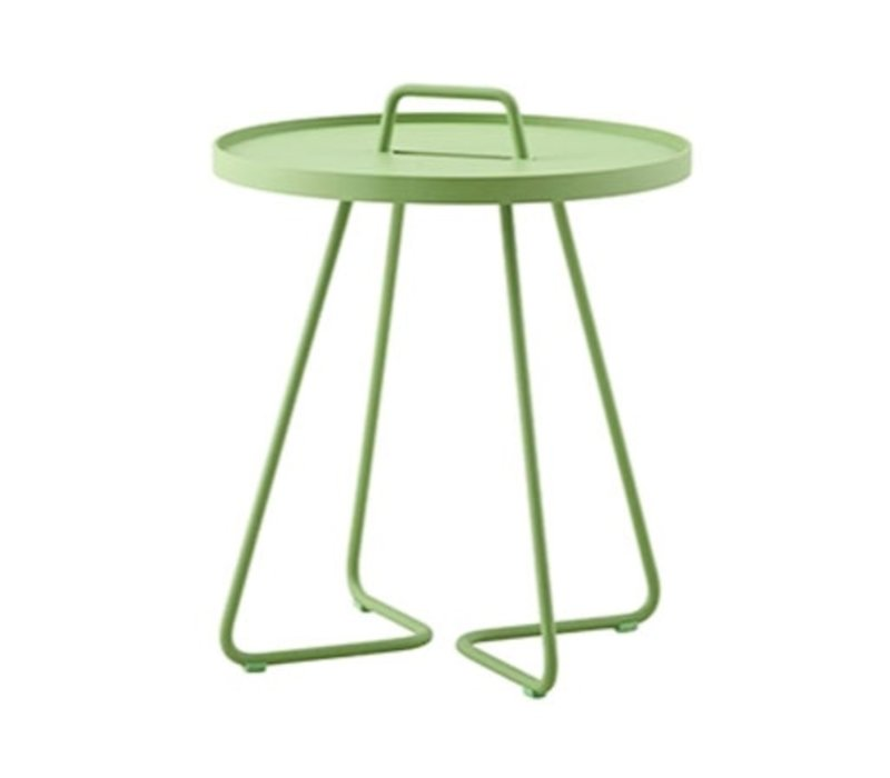 ON-THE-MOVE SIDE TABLE SMALL - GREEN