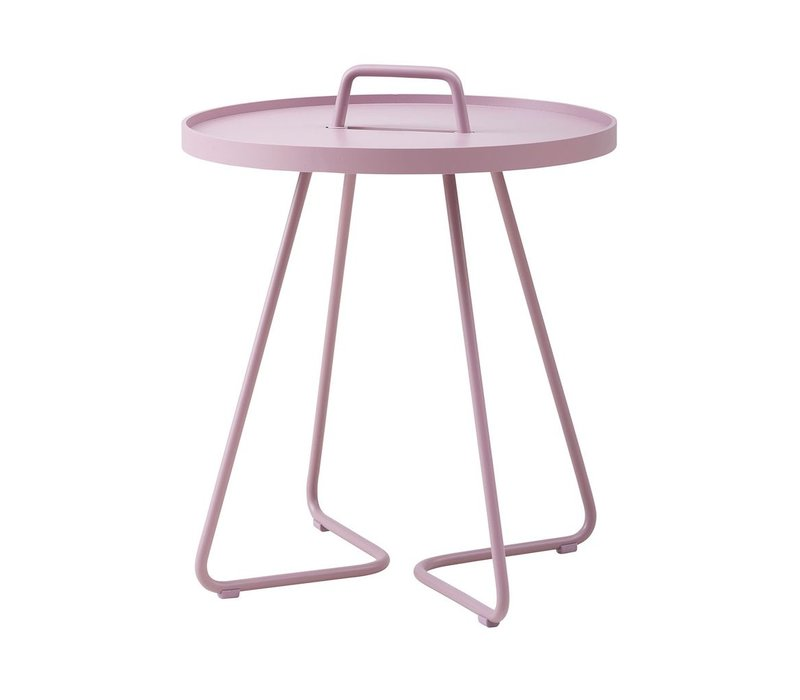 ON-THE-MOVE SIDE TABLE SMALL - LAVENDER