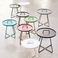 ON-THE-MOVE SIDE TABLE SMALL - AQUA
