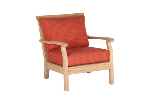 JENSEN LEISURE FURNITURE ENGLISH LOUNGE CHAIR GRADE C CUSHION