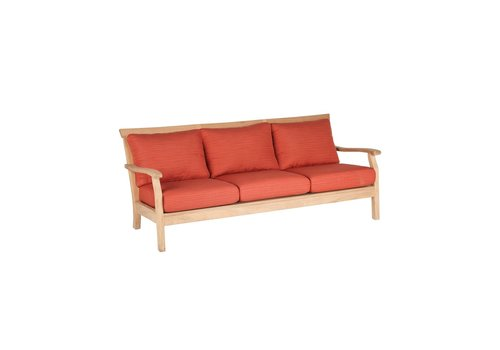 JENSEN LEISURE FURNITURE ENGLISH SOFA GRADE C CUSHION