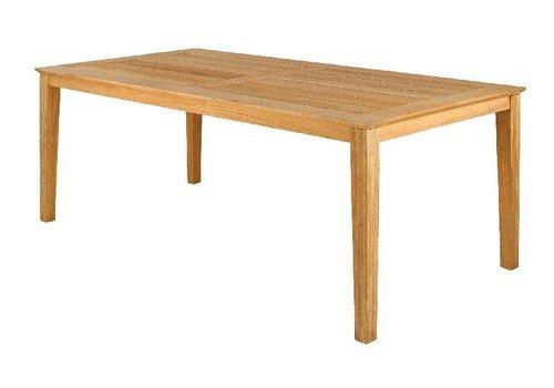 JENSEN LEISURE FURNITURE TIVOLI DINING TABLE - 41 X 79