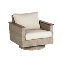 CORAL SWIVEL ROCKER WITH C GRADE CUSHION