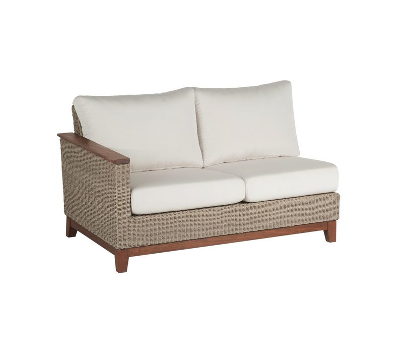 CORAL SECTIONAL RIGHT SEAT WITH C GRADE CUSHION