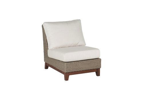 JENSEN LEISURE FURNITURE CORAL EXT. SEAT WITH C GRADE CUSHION