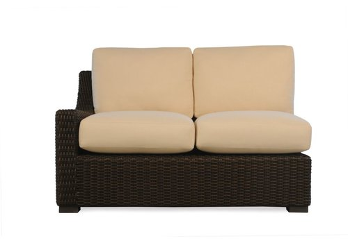 LLOYD FLANDERS MESA RIGHT ARM LOVE SEAT WITH CUSHIONS