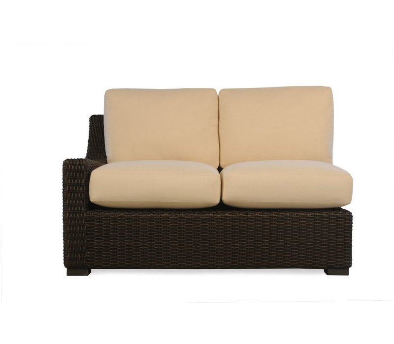 MESA RIGHT ARM LOVE SEAT WITH CUSHIONS