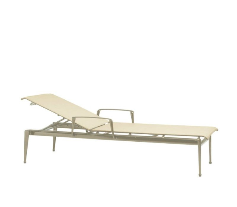 FLIGHT CHAISE WITH ARM