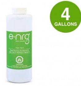 ECOSMART USA E-NRG BIOETHANOL 1 CASE/ 4 GALLON