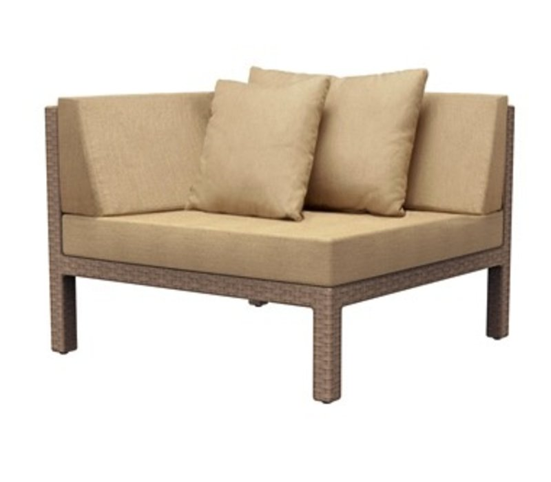 ELEMENTS CORNER SECTIONAL W/ LOOSE CUSHIONS