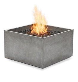 BROWN JORDAN FIRES RISE LP/NG / NATURAL