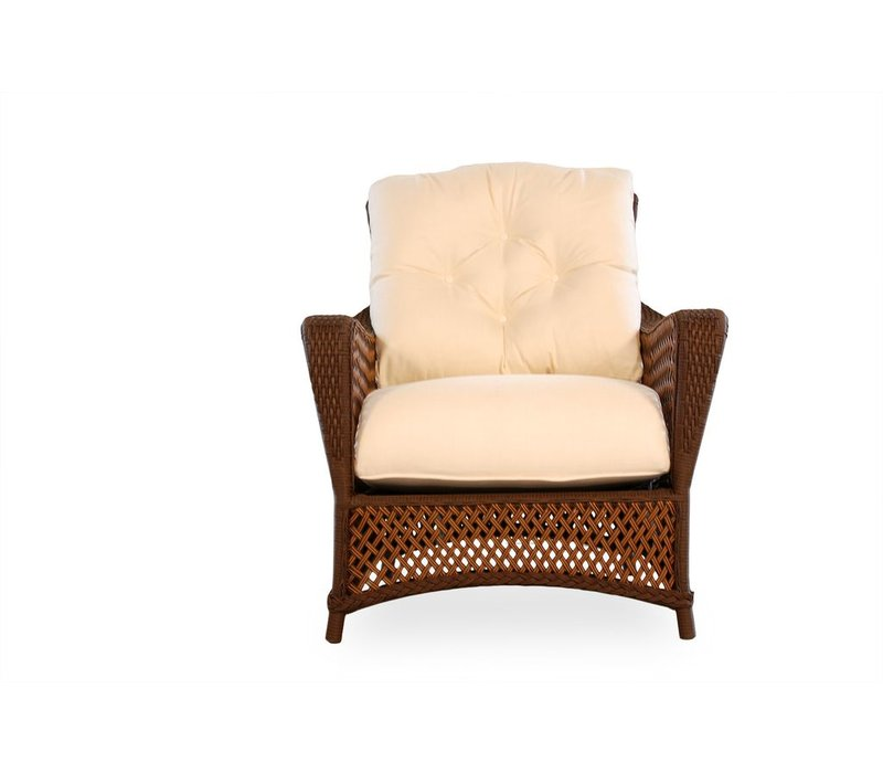 GRAND TRAVERSE LOUNGE CHAIR WITH CUSHON