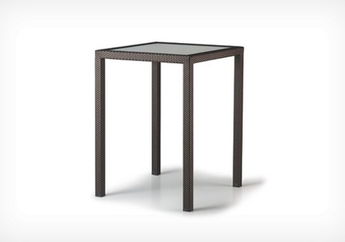 DEDON PANAMA 32 SQUARE BAR TABLE