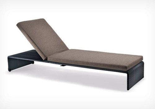 DEDON SLIM LINE BEACH CHAIR