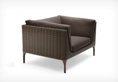 DEDON MU LOUNGE CHAIR