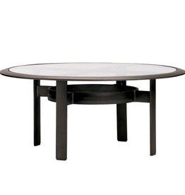 BROWN JORDAN PARKWAY 45 ROUND CHAT TABLE