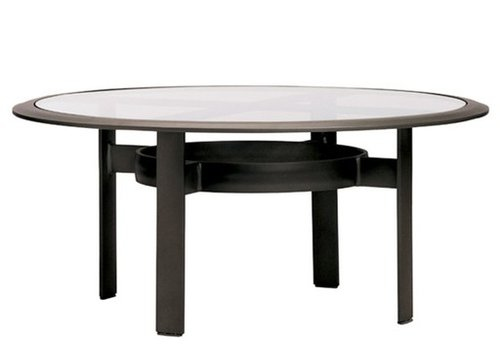BROWN JORDAN PARKWAY 45 ROUND CHAT TABLE