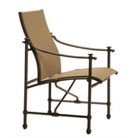 CAMPAIGN SLING ARM CHAIR WITH GRADE A SLING