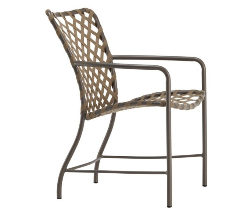 TAMIAMI ARM CHAIR SUNCLOTH STRAP