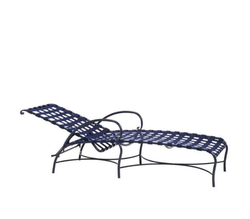 ROMA SUNCLOTH STRAP ADJUSTABLE CHAISE