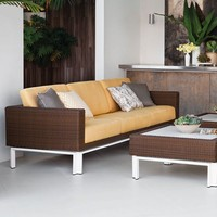 IL VIALE SOFA WITH GRADE A FABRIC