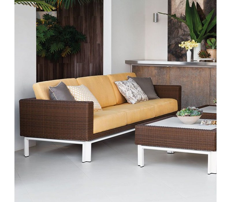 IL VIALE SOFA WITH LOOSE CUSHIONS