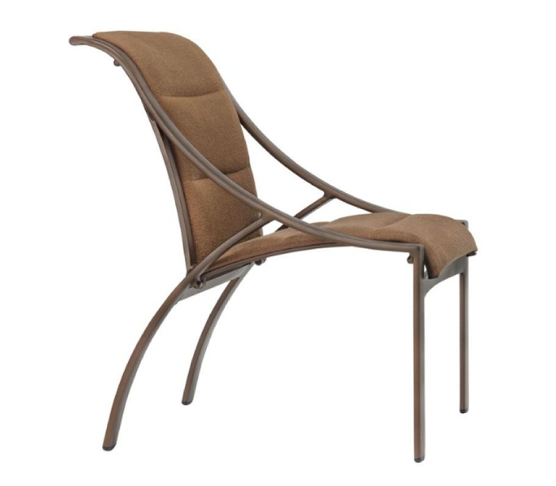 PASADENA PADDED SLING SIDE CHAIR