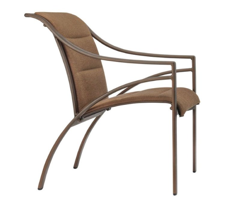 PASADENA PADDED SLING ARM CHAIR