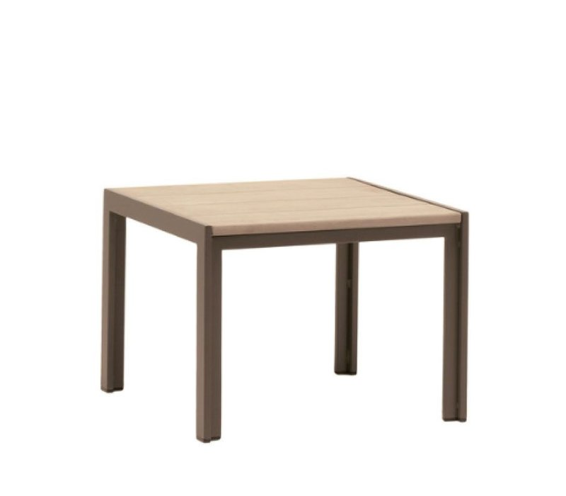 ELEMENTS 20 SQUARE RESINWOOD END TABLE