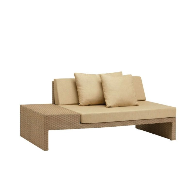 ELEMENTS LEFT ARM FACING SECTIONAL W/ LOOSE CUSHIONS