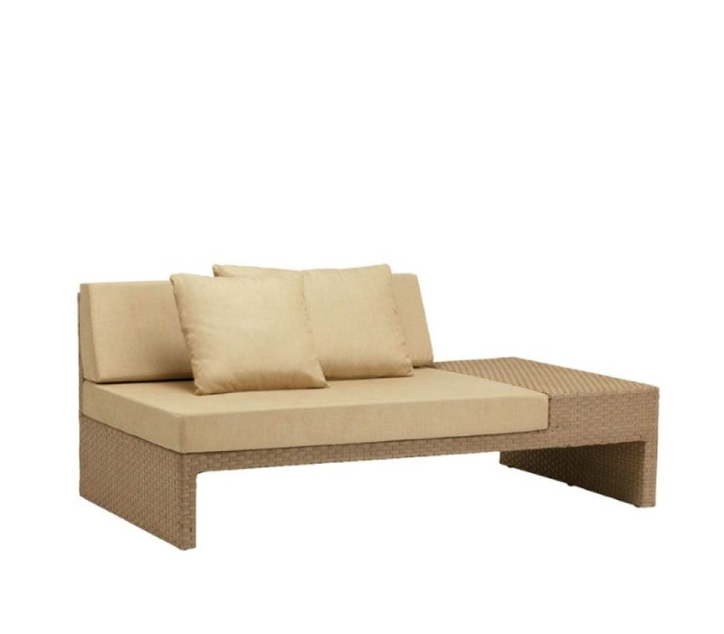 ELEMENTS RIGHT ARM FACING SECTIONAL W/ LOOSE CUSHIONS