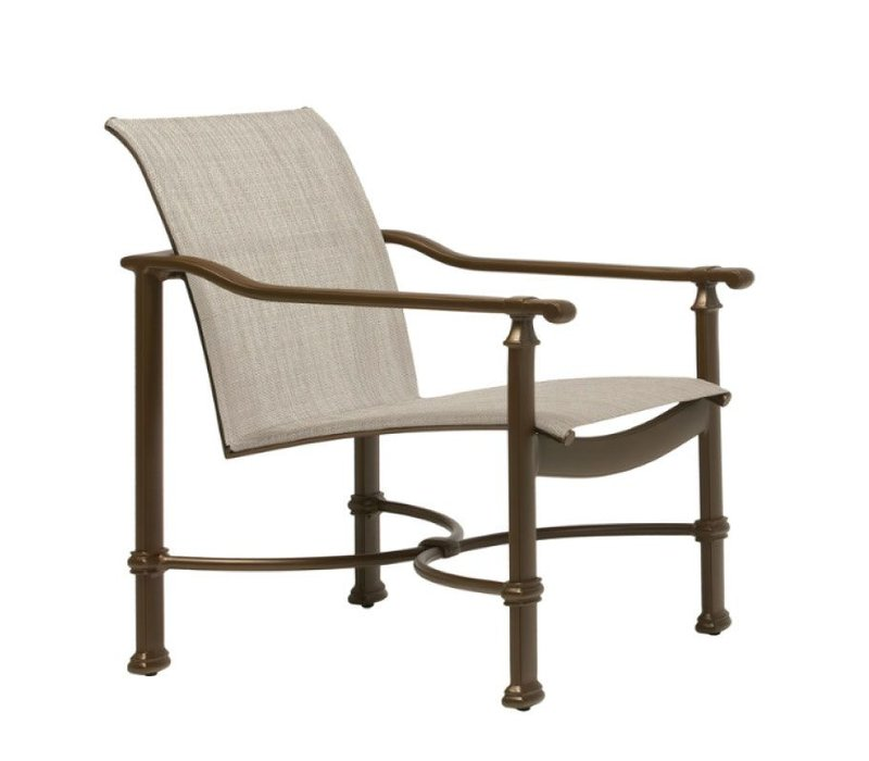 FREMONT SLING LOUNGE CHAIR WITH GRADE A SLING