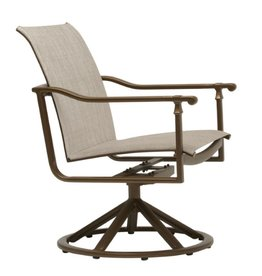 BROWN JORDAN FREMONT SWIVEL ROCKER