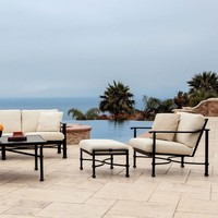 FREMONT LOUNGE CHAIR WITH CUSHIONS