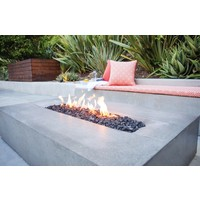 FLO LP/NG FIRE TABLE IN NATURAL