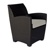 FUSION DINING CHAIR - BRONZE