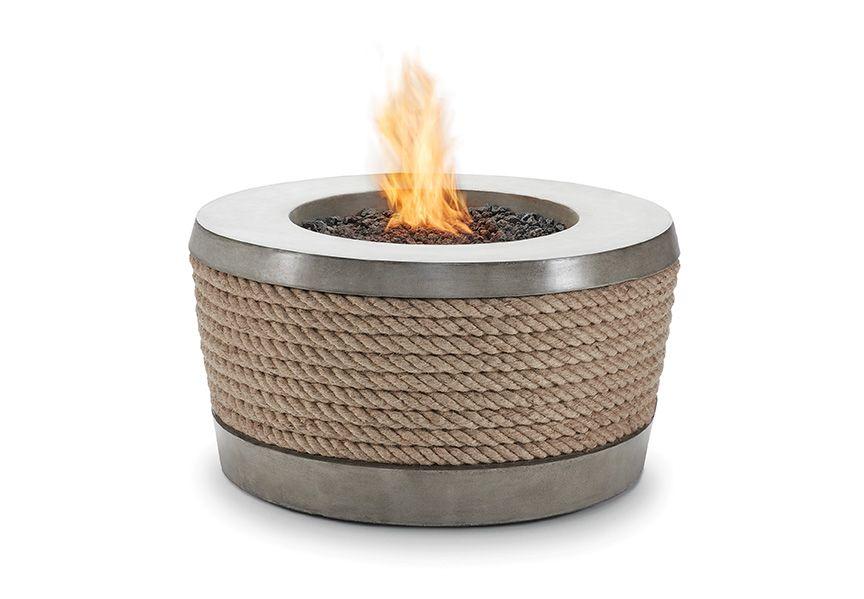 Brown Jordan Fires Loop Bioethanol Natural Kolo Collection