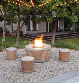 BROWN JORDAN FIRES LOOP BIOETHANOL NATURAL