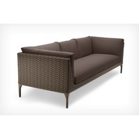MU 4-SEATER - VULCANO (frame only/seat and back cushions sold individually)