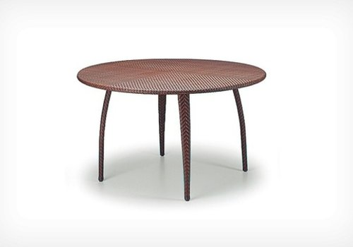 DEDON TANGO 51 ROUND DINING TABLE