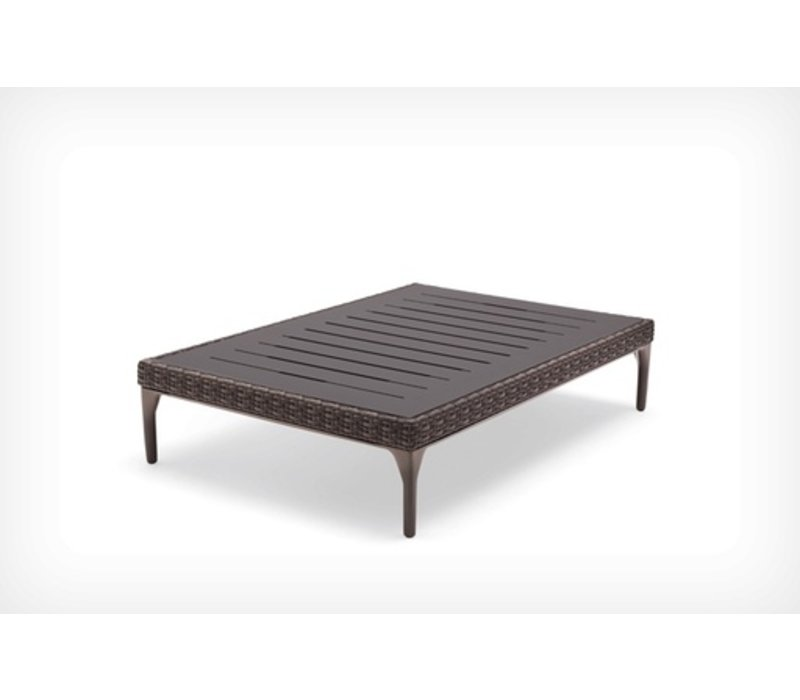 MU 36 x 51  RECTANGULAR COFFEE TABLE
