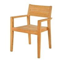 TIVOLI STACKING ARMCHAIR<br /> (sold in 4 packs)