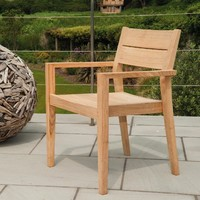 TIVOLI STACKING ARMCHAIR