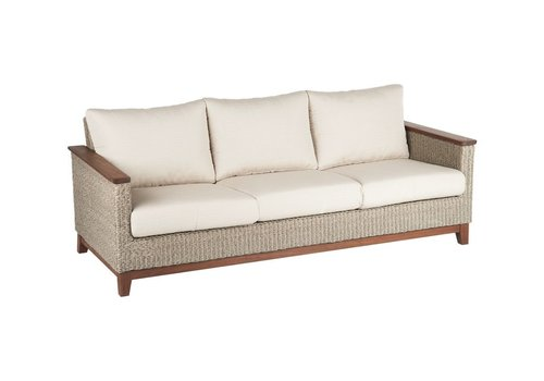 JENSEN LEISURE FURNITURE CORAL SOFA WITH C GRADE CUSHION