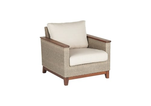 JENSEN LEISURE FURNITURE CORAL LOUNGE CHAIR WITH C GRADE SEATPAD