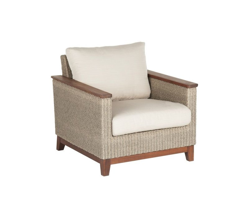 CORAL LOUNGE CHAIR WITH C GRADE CUSHIONS