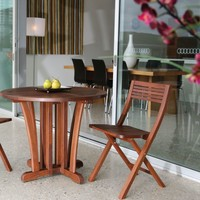 PEARL FOLDING CHAIR (SOLD IN PAIRS ONLY)