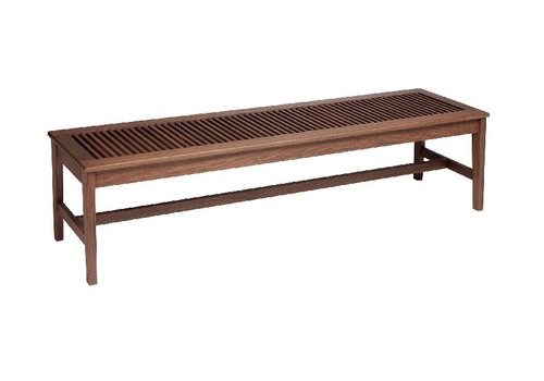 JENSEN LEISURE FURNITURE OPAL 6' FLAT BENCH
